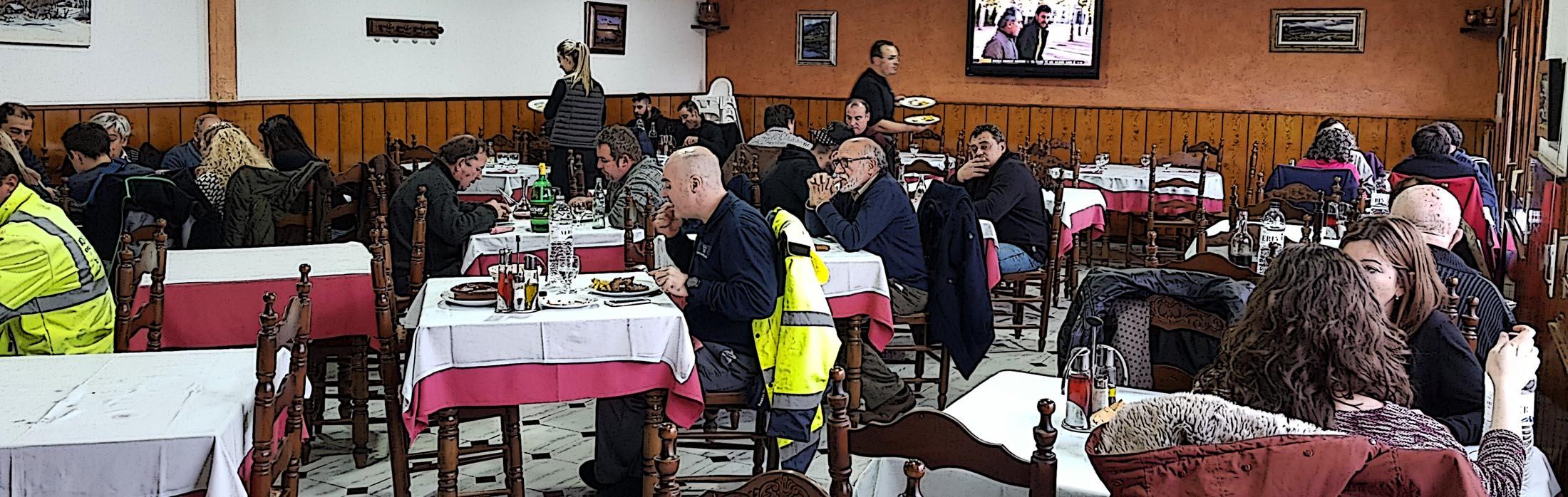 Restaurant Can Quer - El Pasteral (1)