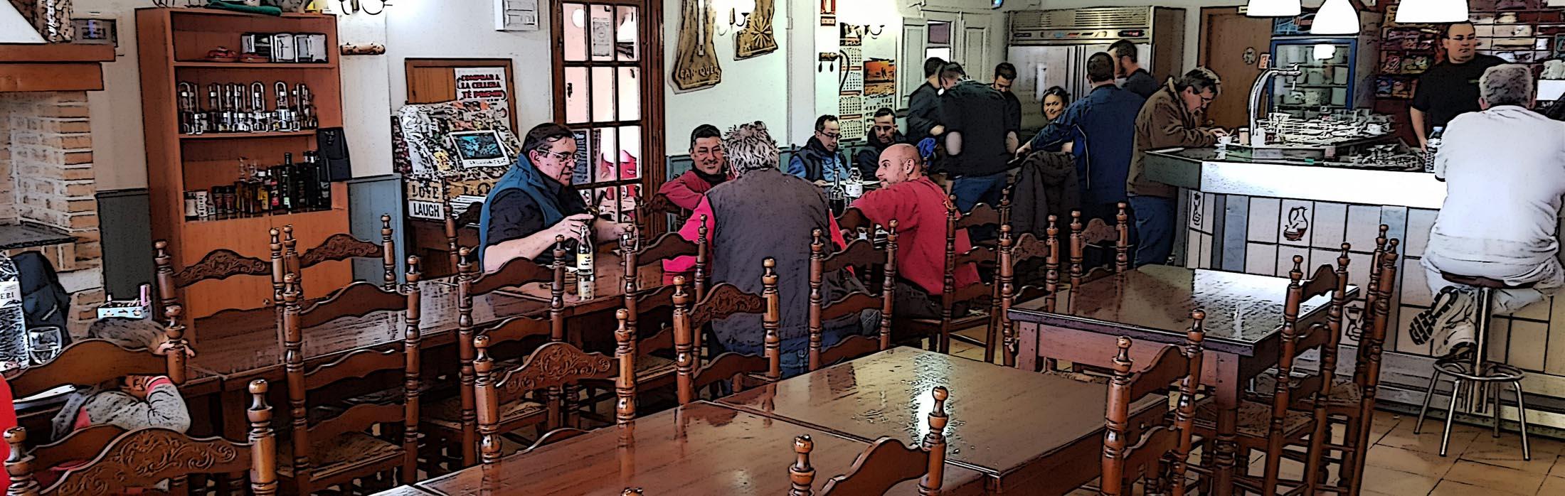 Restaurant Can Quer - El Pasteral (3)