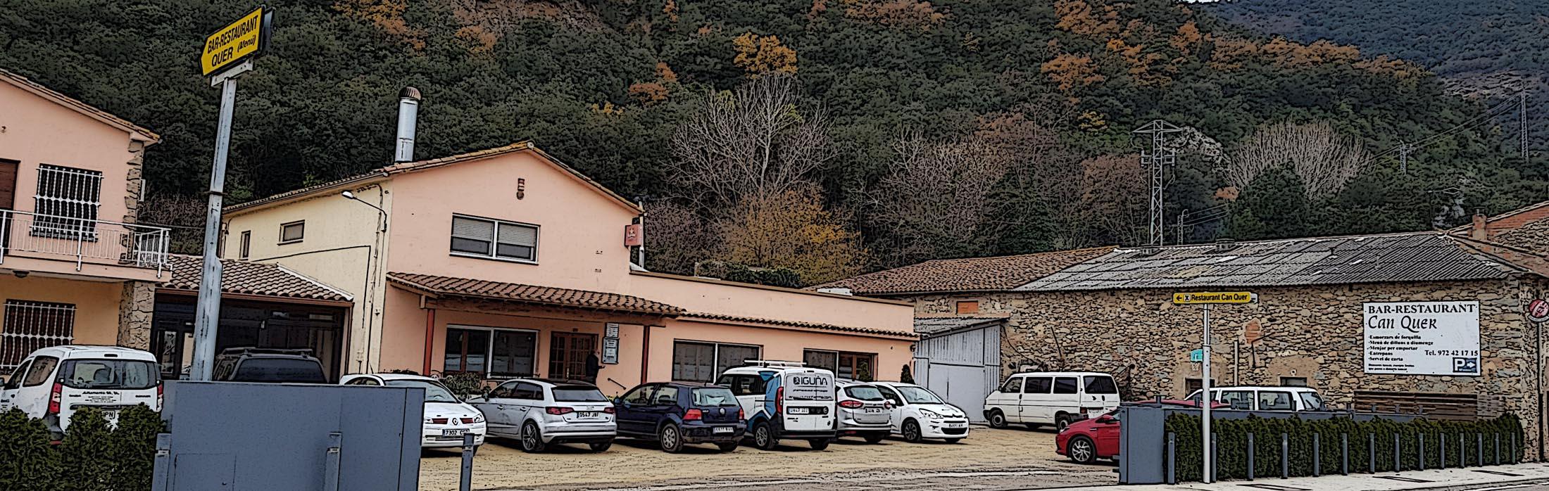 Restaurant Can Quer - El Pasteral (4)